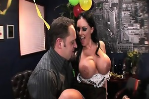 large tit party starring kerry louise