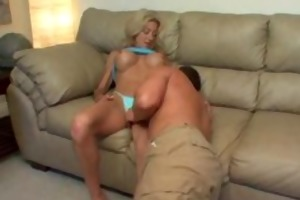 lexi carrington receives down and smutty