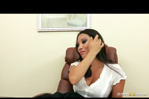 brazzers - hot oriental exec asa akira drilled by