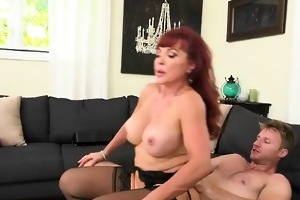 sexy d like to fuck christina gets nailed by her