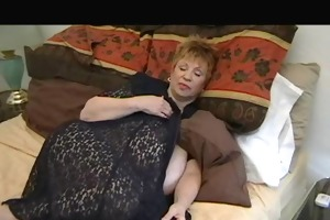 breasty granny sex-toy