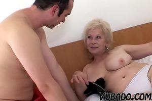 lascivious older vubado pair sex