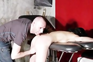 homemade excited wife flogging fisting french