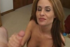 redhead d like to fuck fucked and jizzed in couch