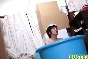 sexy mature asian honey group baths act right