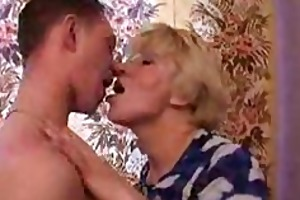 sexually excited mama seduces her sons ally
