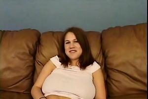 chubby milf alyssa striptease