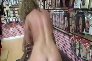 matures group-fucked in store!!