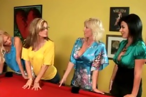 sexually excited lesbo milfs outstanding