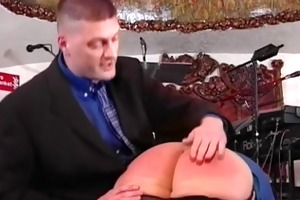 thrashing the old fashioned way 2 - scene 2 -