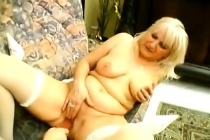 horny grannies sharing a sex toy