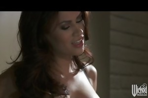 extremely sexy dark brown wife vanessa veracruz