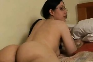 older amateur d like to fuck widens her shaggy