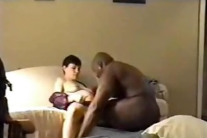 bbc for white wife cuckold sex filmed by hubby