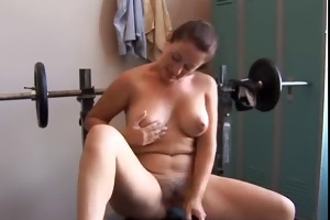 hot aged dilettante with lovely bra buddies uses