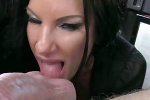 ball engulfing and gazoo licking wife