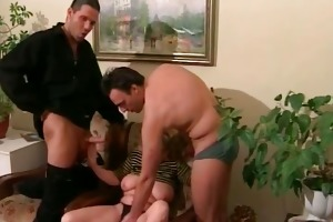 aged whores fuck trio naughty part3