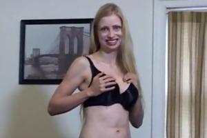 jerky teacher humiliates miniature cocks teases