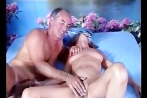 hawt french str dad gives precious action