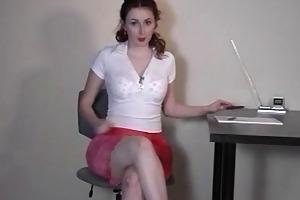 elli - wicked secretary part1
