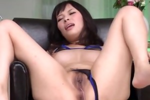 older japanese mother i acquires toys on her taut