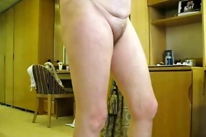 watch my granny fully nude !!
