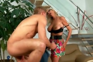 hot emma starr acquires facialized