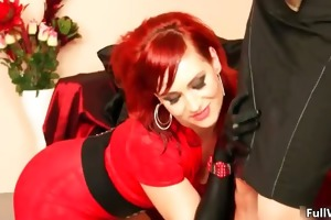 super hawt blond sweetheart gets lustful