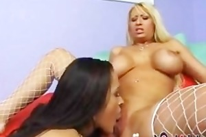 massive rod is not enought for 2 slutty harlots