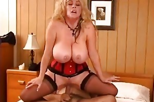 ron jeremy makes love to a aged buxom woman pt 34