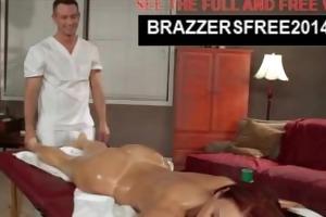official milf massage