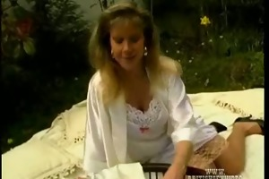 perverted doxy playing with constricted hose