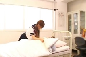 cute japanese school hotty momo receives part5