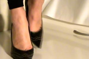feet sweet in shoes