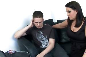dani love affair teaches nurd how to fuck