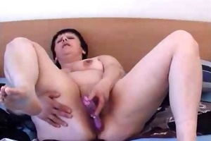 lady shows all 50