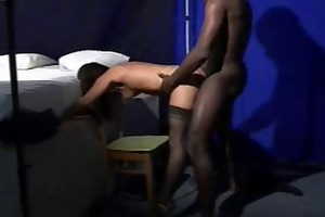 a pleasing dark brown taking a bbc