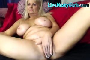 older grandma naughty web camera show 1