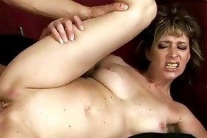 nasty grandma enjoys hard fucking