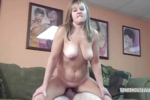 golden-haired liisa getting pounded in her older