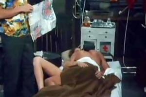 classic nurse movie scene got heavenly fuck