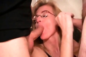 mature bitch acquires pounded hard