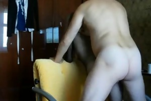 non-professional ass creampied on real homemade