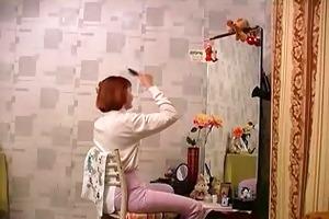 redhead russian mommy &; son