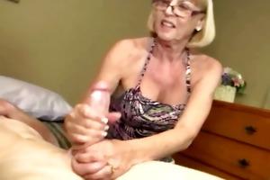 mother i loves her juvenile guys pecker so she is